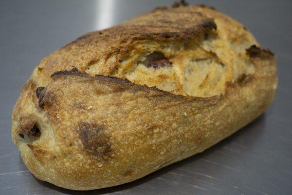 Sourdough Olive bread